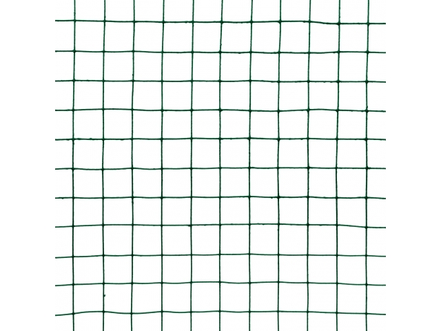 Welded wire netting for breeders galvanized + PVC