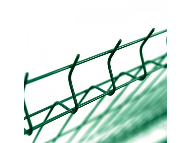 Svařovaný panel PILOFOR® ECO Zn+PVC - zelený
