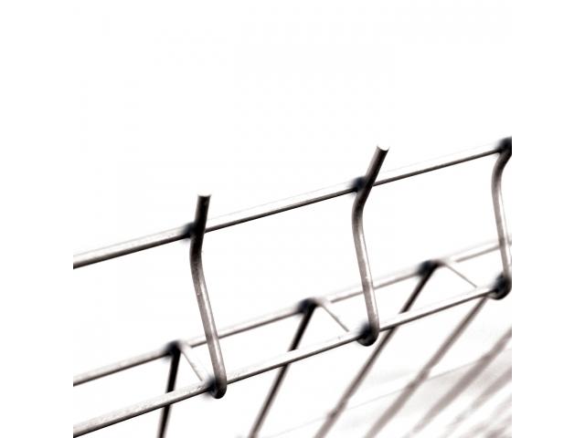 Svařovaný panel PILOFOR® CLASSIC svařen z galvanicky pozinkovaných drátů