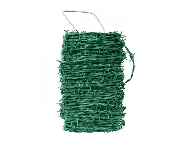 Ostnatý drôt PICHLÁČEK Zn+PVC