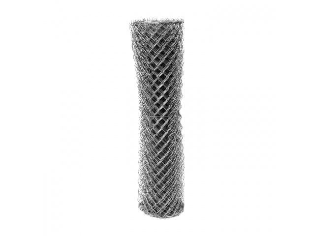 Chain link fences IDEAL® galvanized interlaced