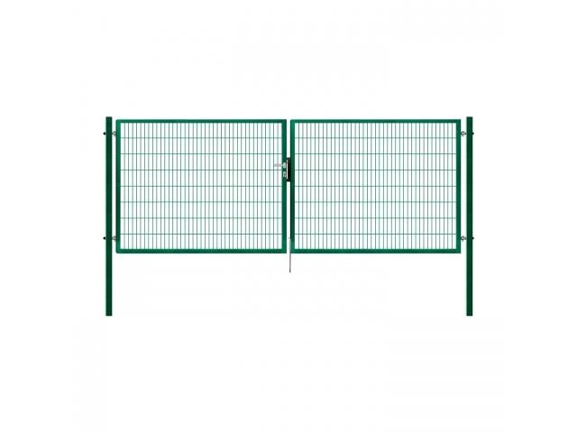 Brána PILOFOR® SUPER Zn+PVC