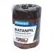 RATANPIL® shading screen for panel fences, light brown RD01 - 255x19cm