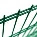 Svařovaný panel PILOFOR® SUPER poplastovaný (Zn + PVC) 2500 × 1230 mm - výška 123 cm