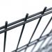 Svařovaný panel PILOFOR® SUPER STRONG Zn + PVC 2500x1430mm, 50x200mm/2x8mm vod.+ 6mm svislé, RAL 7016 antracit