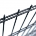 Svařovaný panel PILOFOR® SUPER STRONG Zn + PVC 2500x2030mm, 50x200mm/2x8mm vod.+ 6mm svislé, RAL 7016 antracit