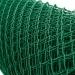 Čtyřhranné pletivo poplastované IDEAL® Zn + PVC 45 - tenisové - výška 400 cm