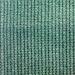 Stínící úplet zelený - výška 160 cm, role 25 m, 90% zneprůhlednění
