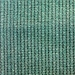 Shielded knitwear green - height 180 cm, roll 25 m, 90% non-transparency