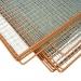 Rám sa rebrový výpletom pozinkovaný (Zn) - rozmer 200 × 125 cm